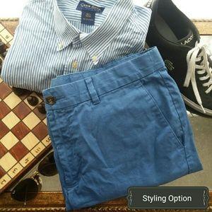 Perry Ellis • Portfolio • Khaki/Dress Shorts